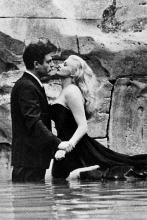 Cinema - La dolce vita di Fellini